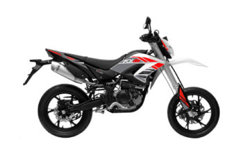 TX 125 MOTARD full